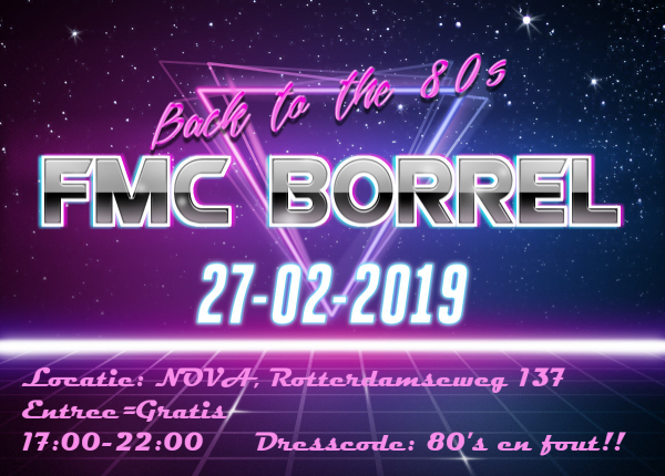 Borrel: Back to the 80's